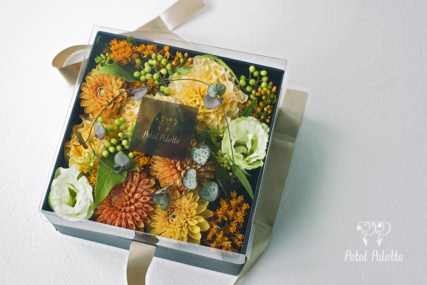 Flower Box Flower Class Seoul Florist