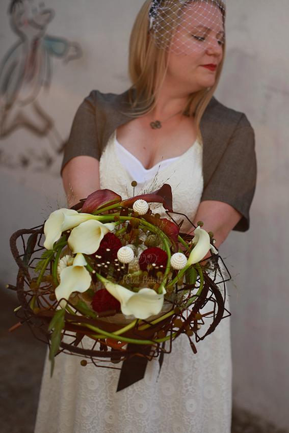 Engagement Photo shoot Floral Bouquet Seoul Florist