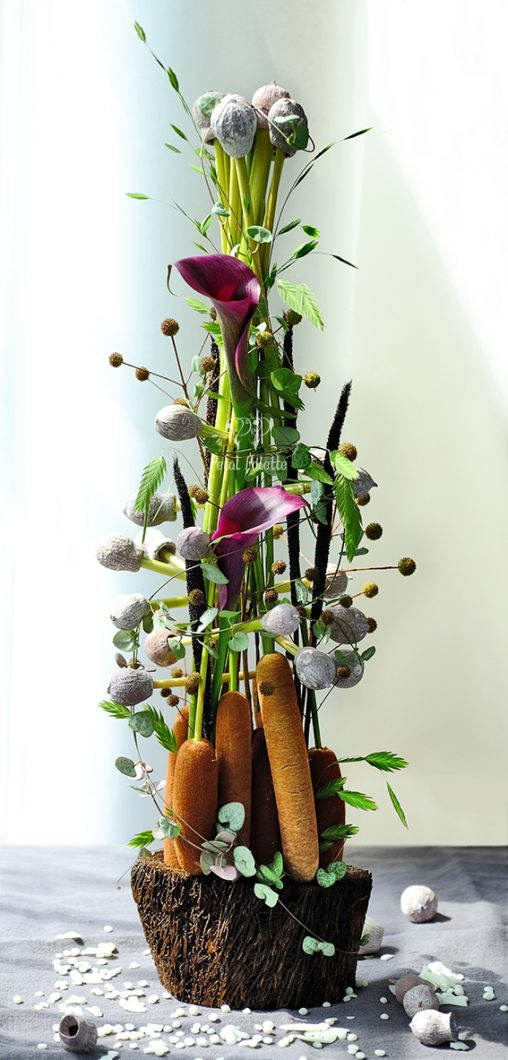 contemporary floral art, flower arrangement, seoul florist