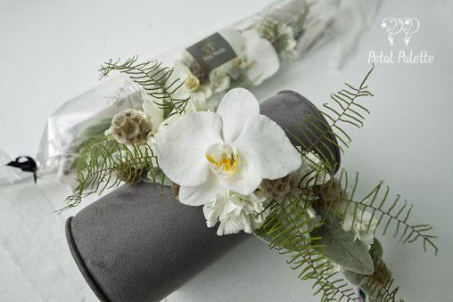 Bridal Design Headpiece Wedding Flower Class Seoul Florist
